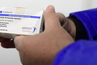 EMA o vakcíne Johnson & Johnson rozhodne v najbližších dňoch.