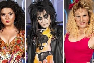 Známe tváre sa v šou museli popasovať s viacerými náročnými premenami.