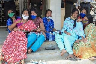 India nezvláda boj s pandémiou.