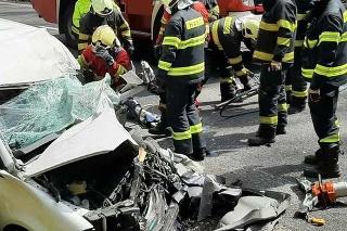 Na Donovaloch došlo k tragickej nehode.