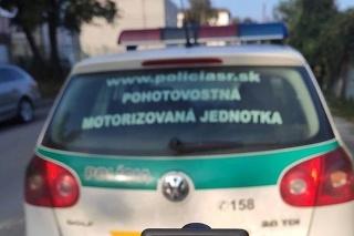 Policajti odhalili opitého vodiča (ilustračné foto)