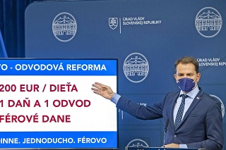 Igor Matovič tvrdí, že svoju reformu chce pretlačiť aj bez podpory partnerov v koalícii.
