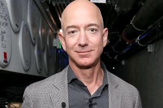 Šéf Amazonu