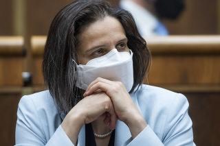 Ministerka Kolíková