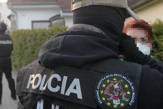 Polícia zadržala občianku Česka.