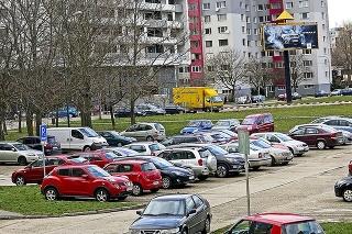 Petržalské parkoviská