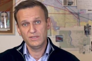 Ruský opozičný líder Alexej Navaľnyj