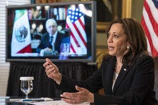 USA a Mexiko sa zaviazali k spolupráci pri riešení príčin migrácie.