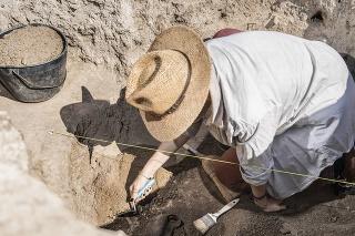 Archeológ objavil