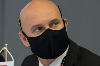 Minister školstva, vedy, výskumu a športu SR Branislav Gröhling