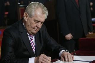 Český prezident