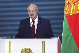 Lukašenko myslí
