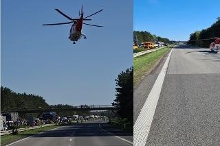 Policajti zasahujú v úseku medzi križovatkou Malacky a križovatkou Kúty (23 km).
