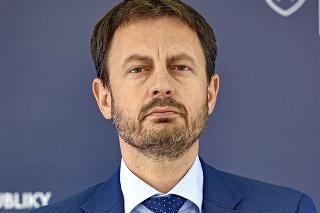 Minister financií Eduard Heger momentálne pracuje na reformách za miliardy eur.