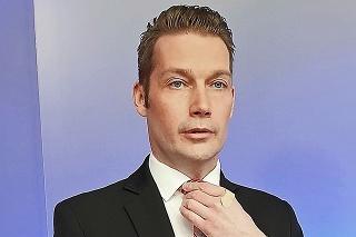 Moderátor Dolinský