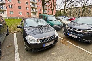 Parkovanie v