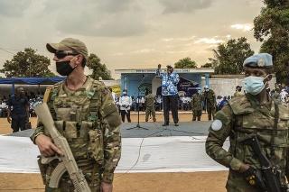Mesto Stredoafrickej republike obsadili jednotky OSN