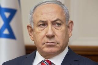Izraelský premiér