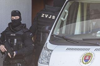Bývalého špeciálneho prokurátora Dušana Kováčika privážajú na Špecializovaný trestný súd