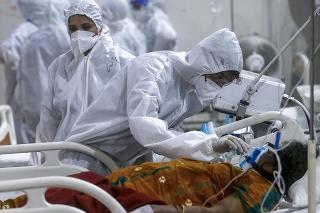 Koronavírusom sužovaná