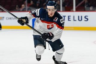 Róbert Lantoši sa už pripojil k slovenskej reprezentácii.