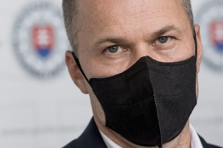 Dočasný policajný prezident Peter Kovařík