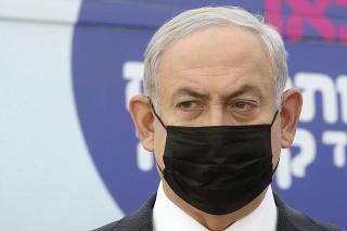Netanjahu koná: