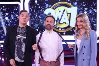 Juraj Kemka v šou 2 na 1