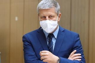 minister Vladimír Lengvarský