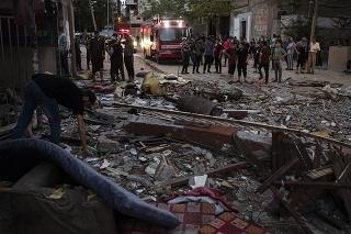 Útoky Izraela: