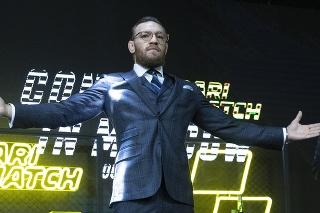 Írsky bojovník MMA Conor McGregor (32) sa stal najlepšie zarábajúcim športovcom roka 2020
