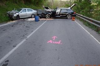 Nehodu neprežila spolujazdkyňa.