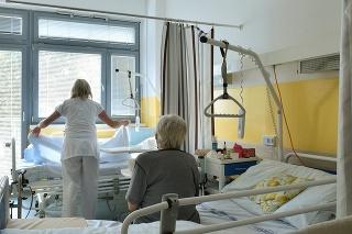 Navštevovať pacientov