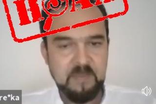 Na hoax upozorňuje polícia.