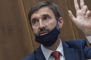 Poslanec parlamentu Juraj Blanár (Smer-SD)