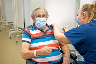 Miešanie vakcín