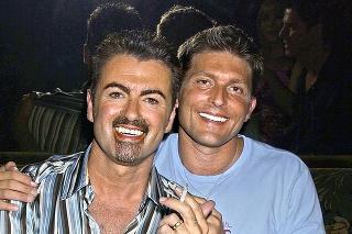 George Michael a Kenny Goss tvorili pár v rokoch 1996 - 2009.