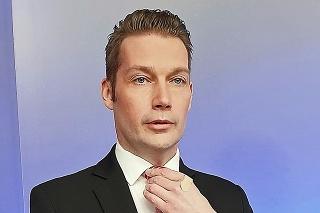 Moderátor Norbert Dolinský