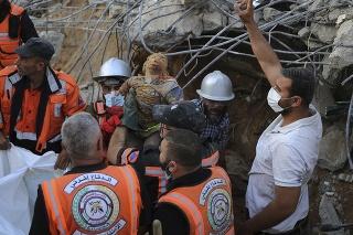 Útoky medzi Izraelom a Palestínčanmi sa stupňujú.