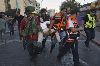 Izrael čelí vlne násilia.