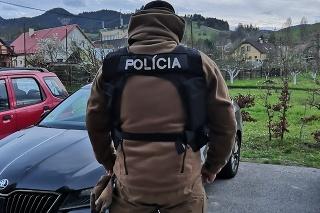 Polícia zadržala