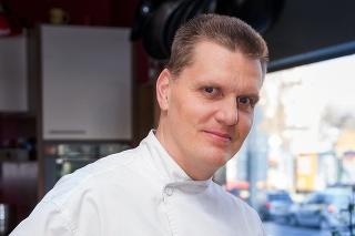 Šéfkuchár Metra Vojto Artz.