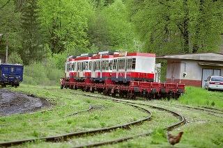 NaČiernohronskej železnici