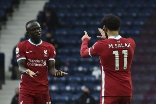 Liverpool rozhodol o výhre v samom závere.