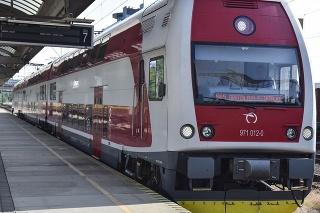 Aj vlaky ZSSK sa pomaly vracajú do starého režimu (ilustračné foto).
