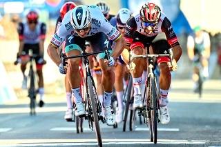 Peter Sagan triumfom na Gire obohatil tímovú kasu: Takto zarobil za víťaznú etapu!