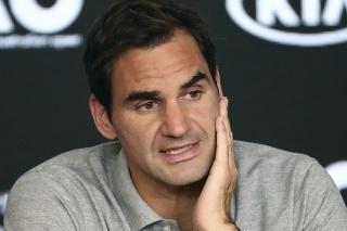 Federer nenatiahol