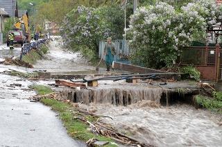 Povodňová situácia
