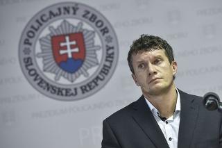 Riaditeľ národnej protizločineckej jednotky NAKA Branislav Zurian