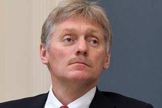 Hovorca Kremľa Dmitrij Peskov